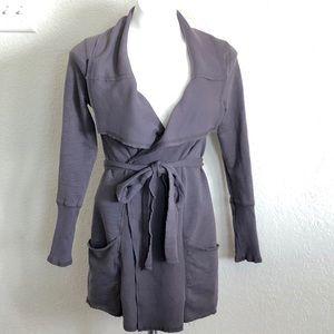 Pure + Good wrap jacket sz. M